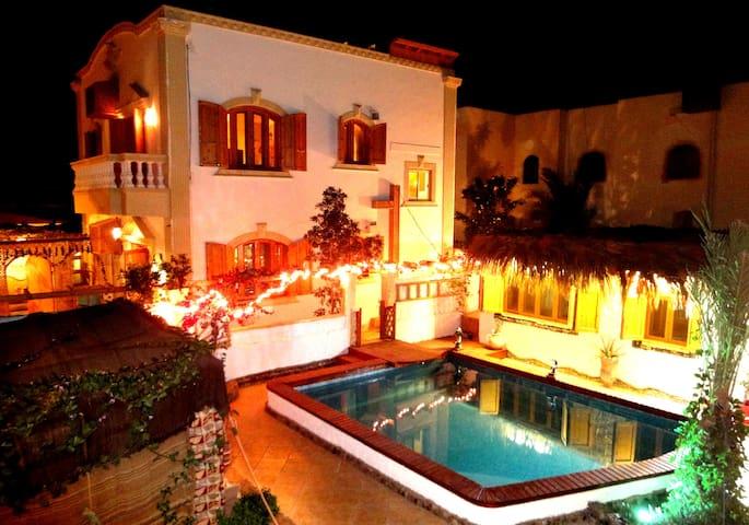 Surfers-Lounge-Dahab - the nearest Lagoon  Villa