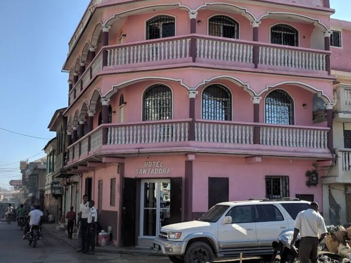 Hotel Santadora - Cap-Haitian