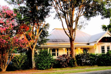 Country house in town. - Mullumbimby - Hus