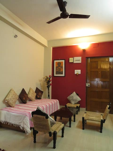 Home, Away From Home: Furnished 2 Bedroom Flat