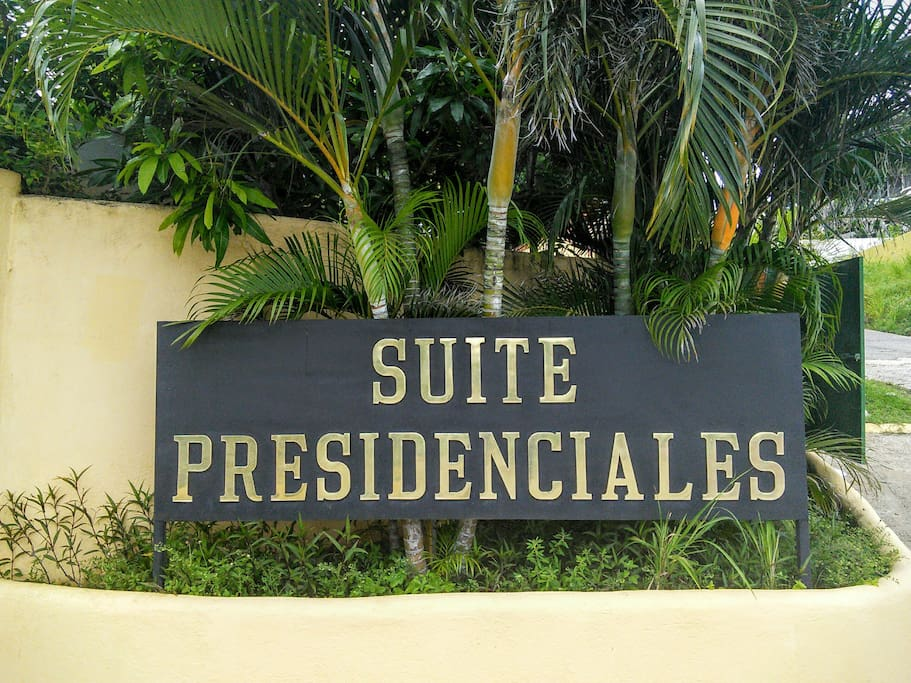 Welcome to the Presidential Suites complex
