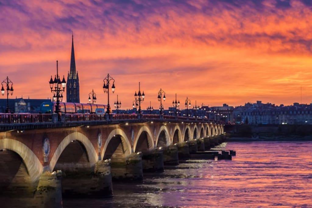 Quartier du Vieux Bordeaux, centre historique