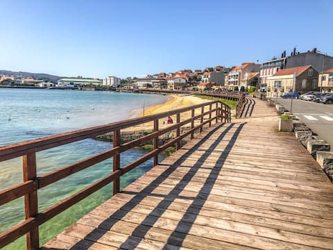 Alojamiento Playa Aldán