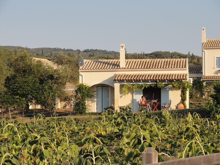 Bio-Agriturismo Farm - Cydonia cottage for 2