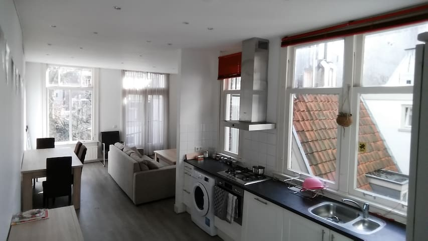 SPACIOUS flat in the 9 streets - Amsterdam - Apartment