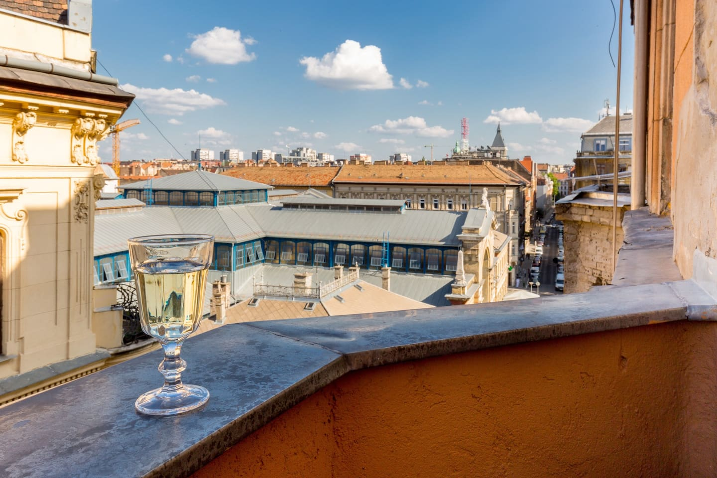 Enjoy our rooftop views!