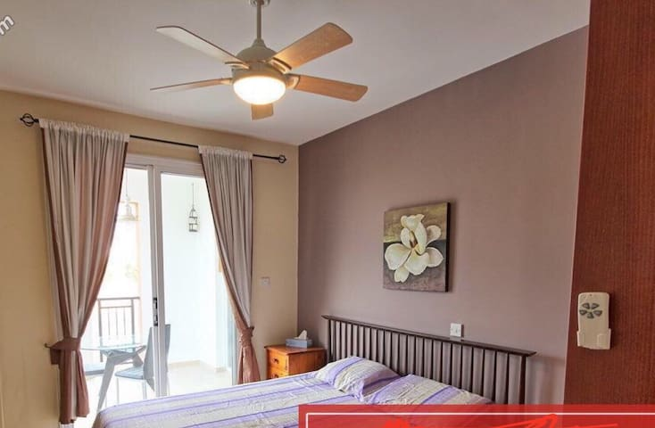 2 Bedroom Flat in Kissonerga (near Coral Bay)
