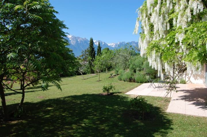 Oasis of Tranquillity and Elegance in Montreux