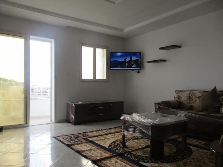 Appartement situé a kelibia proche de la plage