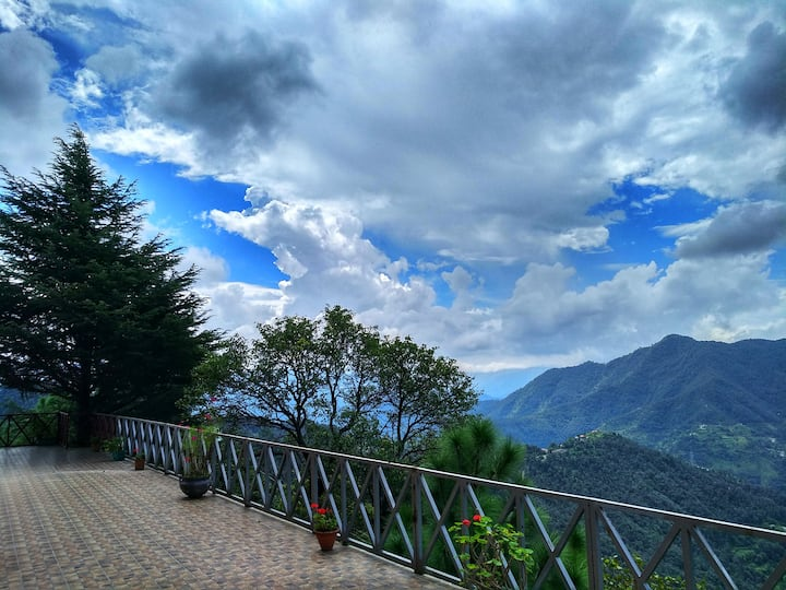 4 Bedroom Villa | Mesmerizing Himalayan View