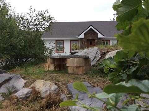 Fuchsia Cottage on The Wild Atlantic Way