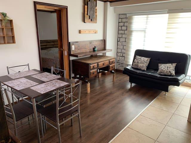 Apartamento cerca del CC Titán. Av Boyaca