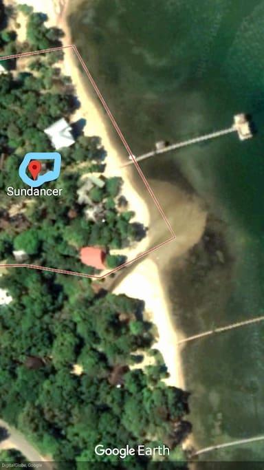 Closest Sundancer casita to ocean!