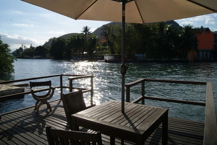 Hostel Ilha da Gigóia - Quarto feminino