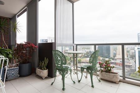 2DoubleBed Apartment Parramatta CBD - Parramatta