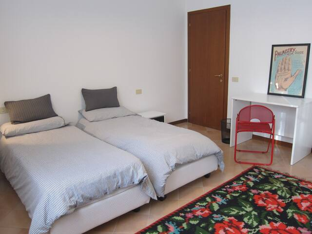 Casa nel verde a Reggio Emilia - two single-bed