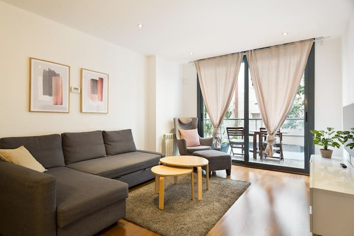 Olala Les Corts Exclusive 2BR Flat w/ balcony