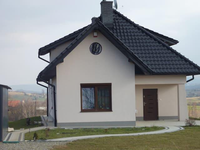 Maison au Calme - Łapanów - Casa