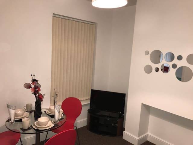 JO Wordsworth Luxury  Apartment - Hull
