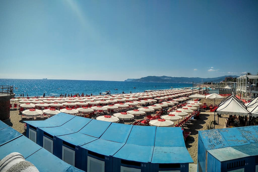 Bagni a Savona, a 1,1 KM dalla casa