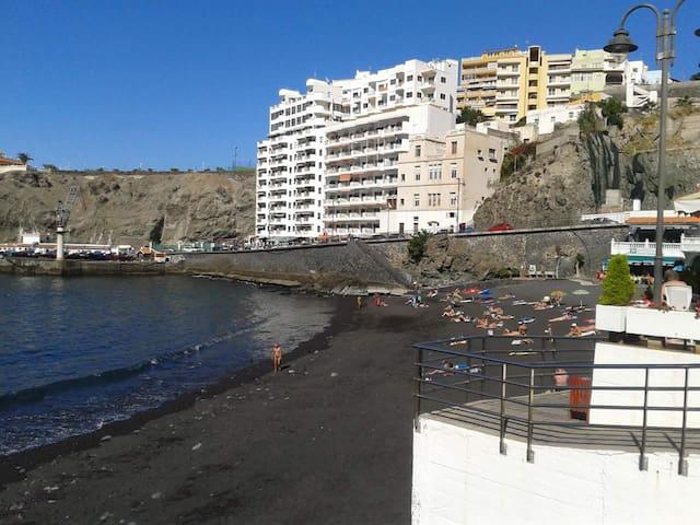 Apartamento Bernardo/ Playa S. Marcos/Icod/Tenerif - Icod de los Vinos - Apartamento