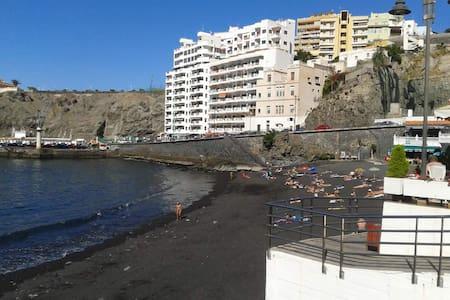 Apartamento Bernardo/ Playa S. Marcos/Icod/Tenerif - Icod de los Vinos - Wohnung