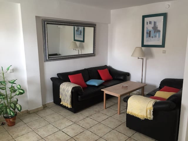 A very nice two room and living Fuengirola,Malaga.
