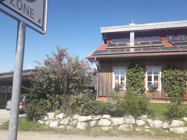 (2)Ferienwohnung Andermichlhof Geltendorf