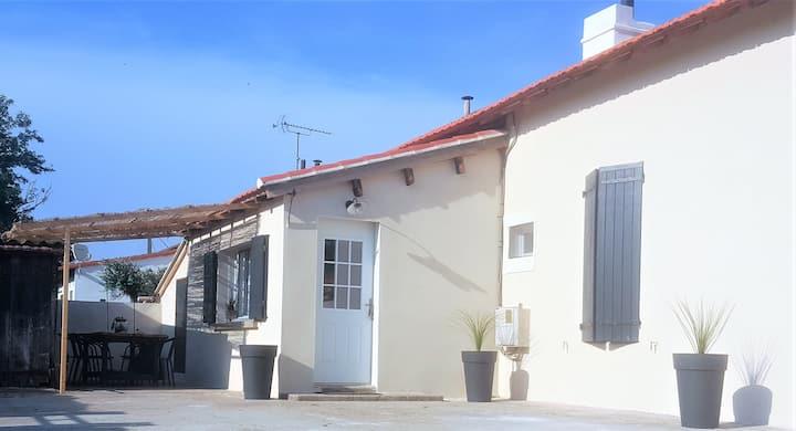 La maison des deux pêcheurs - SALIN DE GIRAUD