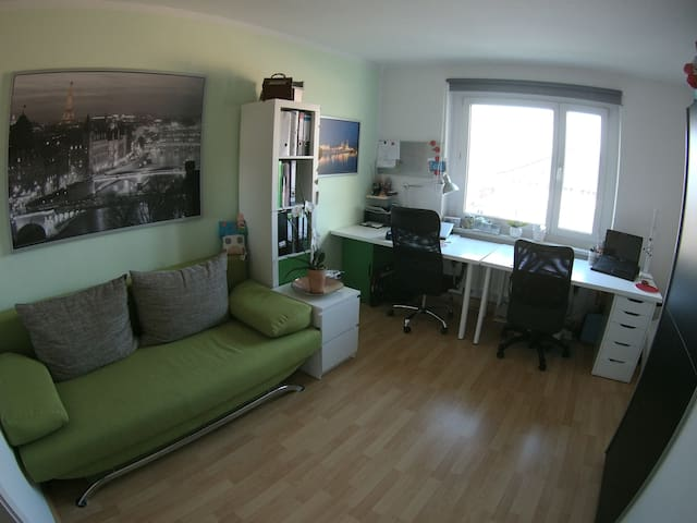Cozy room near downtown - Dresden - Apartment
