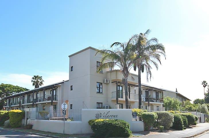 Vilaroux Self Catering Apartment 3