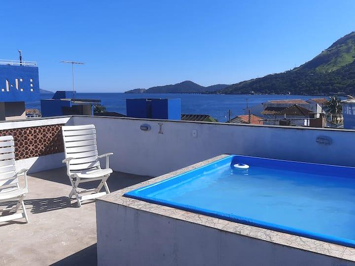 Casa de praia Ibicuí