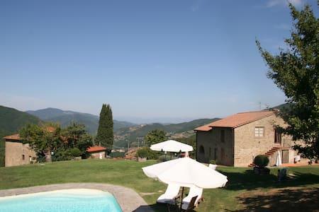 Apartment in villa w pool: ARCHI