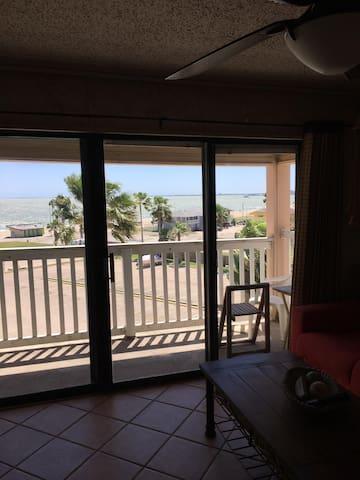 Corpus Christi Beach Condo 1334 - Corpus Christi - Leilighet