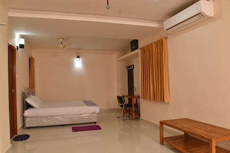 Ananda Residency - ( Family AC Room)