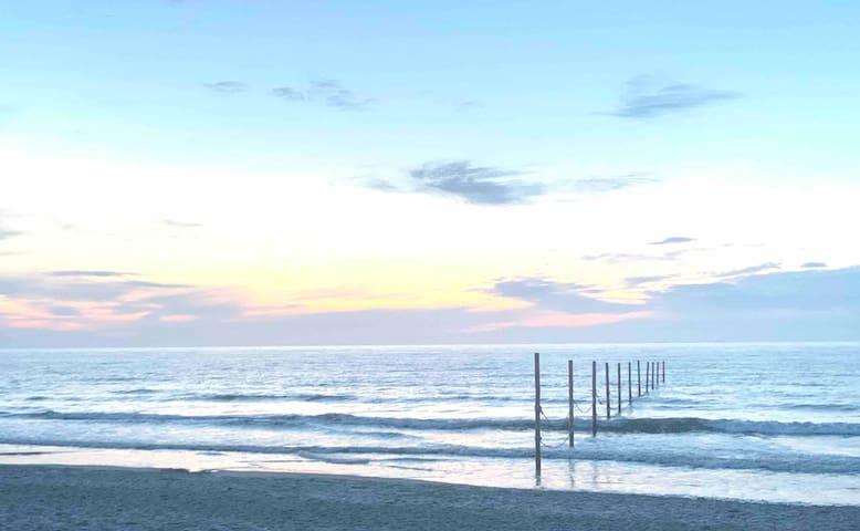 ... Wohnen am Strand!