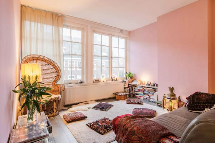 Amsterdam - beautiful lightfilled appartment