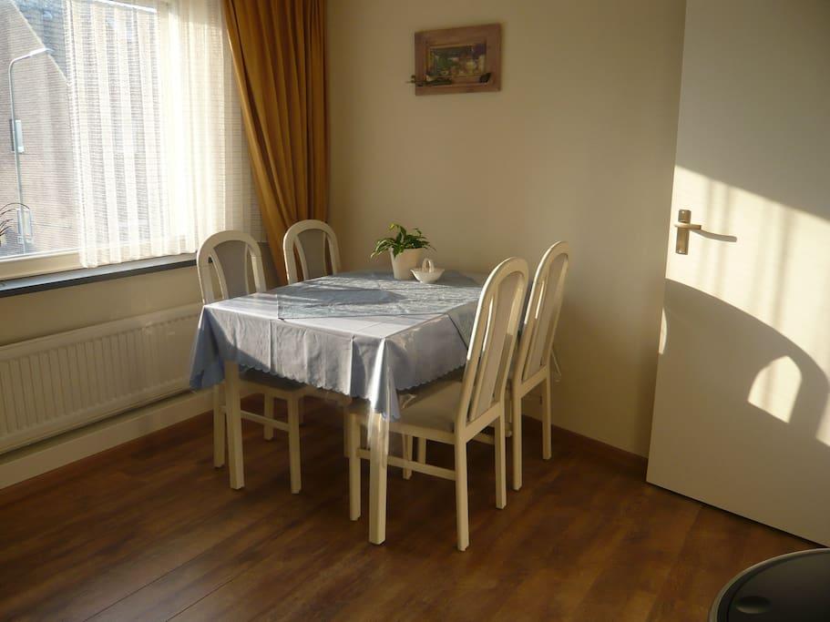 Keukeneethoek