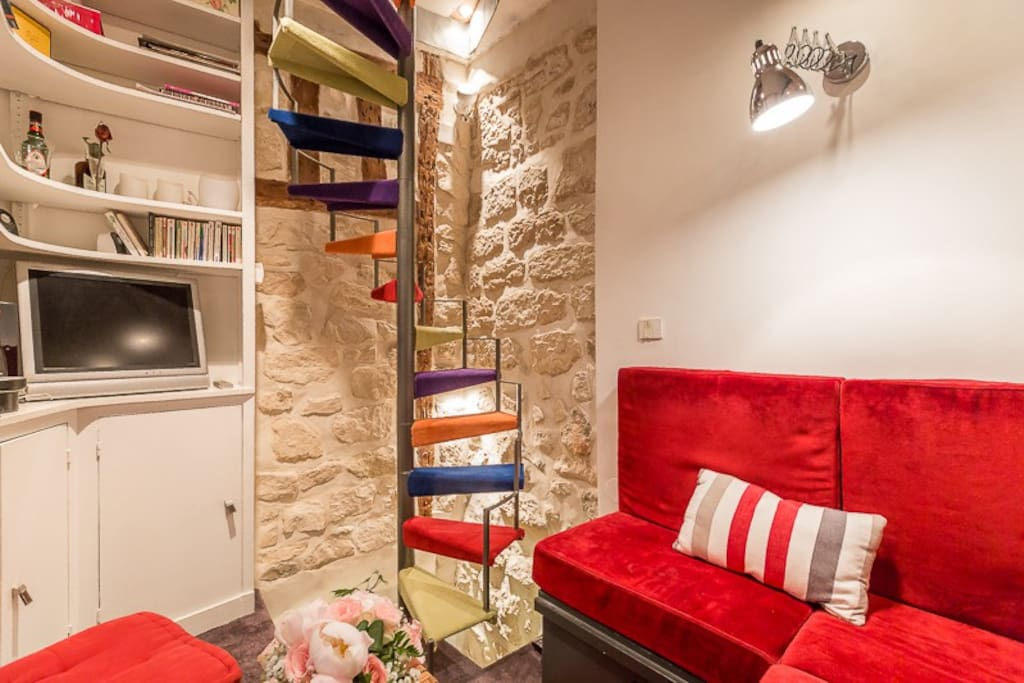 Comfortable living-room