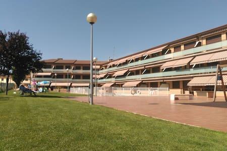 Apartamento con piscina en Alesanco - Alesanco - Huoneisto