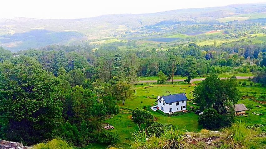 Troutbeck Nyanga Romantic Estate