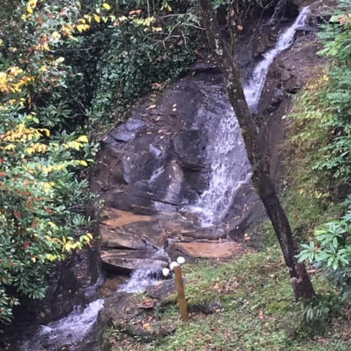Tarhelia Falls