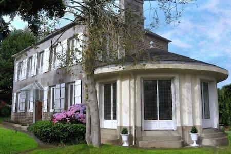 La Belloniere - Mesnil-Clinchamps - Hus