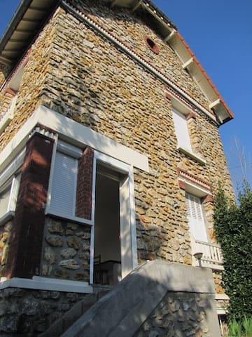 maison lumineuse avec grand jardin - Triel-sur-Seine