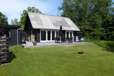 Nice, quiet and cozy sommerhouse - Ebeltoft.