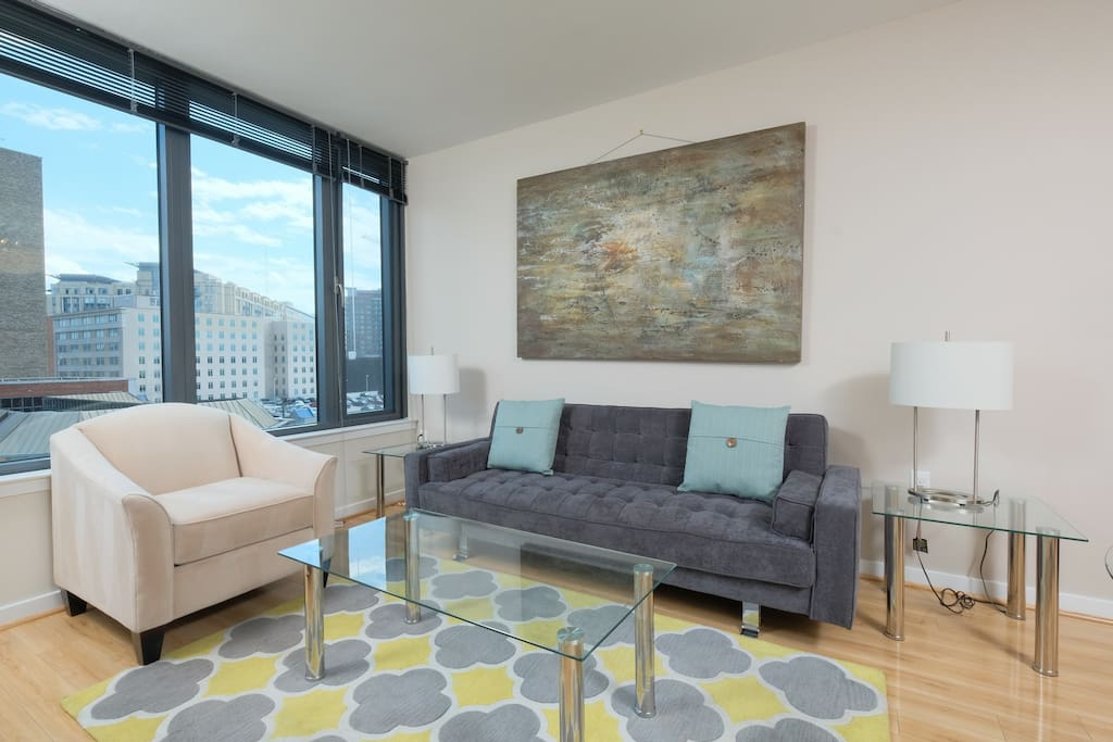 Lavishly Furnished 1 Bedroom Upscale Amenities Apartments For Rent In Bethesda Maryland