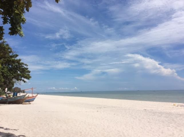 Hua-hin near beach 01 - Tambon Hua Hin - Bed & Breakfast