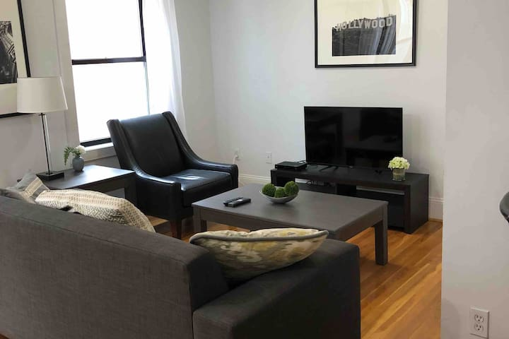 Modern Boston Theater District Apartment