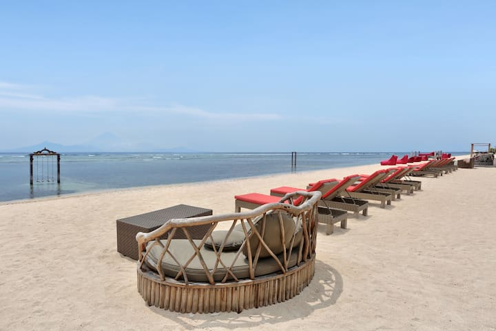 Spectacular ocean view suite in Gil Trawangan - Pemenang - Apartment