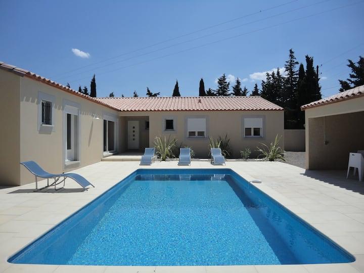 Villa avec piscine privée - L'échappée Belle
